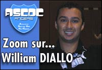 zoom sur... william diallo