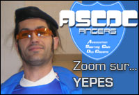 zoom sur... yepes