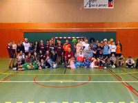 Tournoi Futsal au profit d'une association caritative
